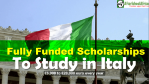 Study in Italy – Scholarship Opportunities